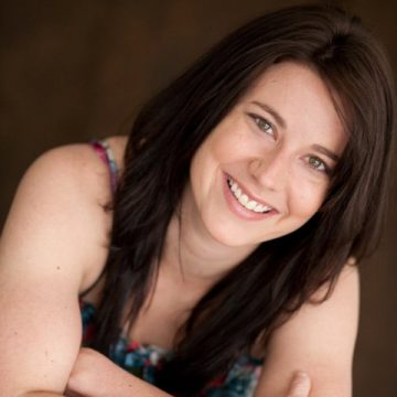 Headshot Image of Jest Murder Mystery Co. Entertainer Angie Sebben Frick