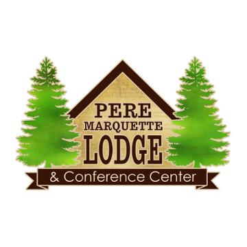 Square Logo for Pere Marquette Lodge in Grafton, IL